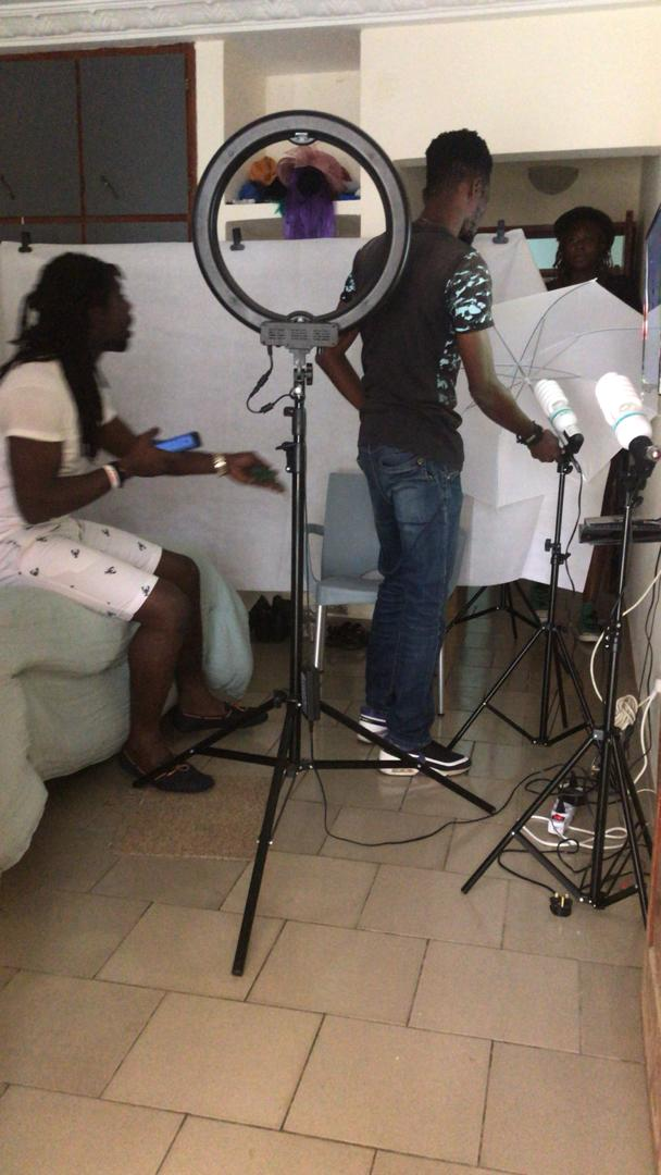 Production and Shooting of a Movie - The HUSTLE ABIDJAN